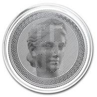 TOKELAU 5 Dollars Argent 1 Once ICON 2020 - Nuova Zelanda