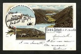 88 - COL DE LA SCHLUCHT - Chalet Hartmann - Panorama - Hôtel - 1901 - Altri Comuni