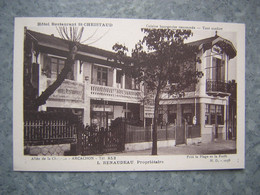 ARCACHON - HOTEL ST CHRISTAUD - L. RENAUDEAU PROPRIETAIRE - Arcachon