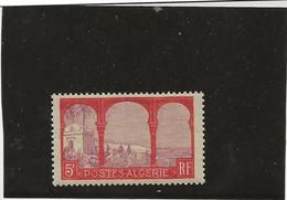 ALGERIE - N° 56 NEUF CHARNIERE - ANNEE 1926 - COTE : 14,50 € - Nuovi