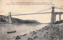 44-LA ROCHE BERNARD-LE PONT SUSPENDU-N°503-B/0391 - Andere Gemeenten