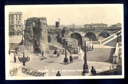 ITALY - Bologna Ruderi Dell'antica Fortezza Di Galiera / Postcard Circulated - Bologna