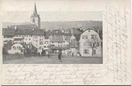 BIEL - BIENNE BE 1901 - BE Berne