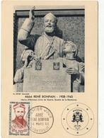 Carte Maximun  59 Dunkerque Abbe Rene Bonpain 1960 - 1960-69