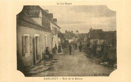 CARLUCET Rue De La Balme - Andere Gemeenten