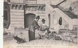 75 Paris. Scènes Parisiennes. Tondeur De Chiens. La Tonte - Unclassified