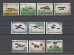 SAINT-MARIN.  YT   N° 542/551  Neuf **   1962 - Neufs