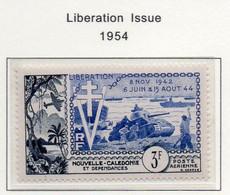 Nouvelle-Calédonie YT PA 65 Neuf Sans Charnière - XX - MNH - Nuevos