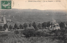 Epone          78         Vue Sur Rangiport    (voir Scan) - Epone