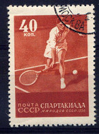 URSS - 1835° -  TENNIS - Used Stamps
