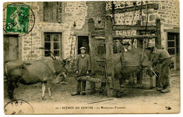 Scène Du Centre - Le Maréchal-Ferrant  - Voir Scan - Other Municipalities
