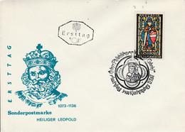 AUTRICHE FDC 1967 SAINT LEOPOLD - FDC