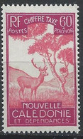 Nouvelle-Calédonie YT Taxe 35 Neuf Sans Charnière - XX - MNH - Postage Due