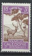 Nouvelle-Calédonie YT Taxe 38 Neuf Sans Charnière - XX - MNH - Postage Due