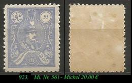 1928 - Mi. Nr. 561 - Irán