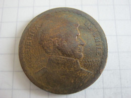Chile 1 Peso 1942 - Chili