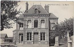 27  Hauville  La Mairie - Other Municipalities
