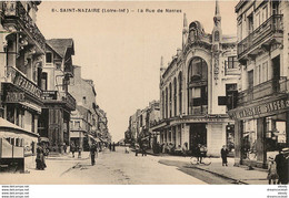 Promotion Club 44 SAINT-NAZAIRE. Magasin Singer Et Pharmacie Rue De Nantes - Saint Nazaire
