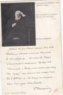 VICTOR HUGO / PORTRAIT  PAR BONNAT  / JERSEY  1879 - Escritores