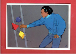 LE DESIR 1985 JEAN GIR EDITIONS AEDENA CARTE POSTALE EN BON ETAT - Cartoline Postali