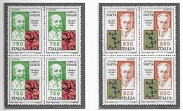 EUROPA, 1994 Serie In Quartina** - 1991-00: Neufs