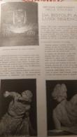 LUIGI SERENO SCULTORE VERCELLI GIACOMO ZANELLA GILBERT ROMME RIOM IDEA CALENDARIO REPUBBLICANO VILLA DORIA MUSEO NAVALE - Sin Clasificación