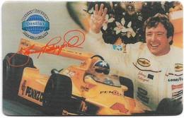 USA - Destiny - Formula1 Driver, Remote 20Units, 25.000ex, Used - Altri