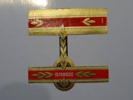 Bague De Cigare OLYMPICOS 85 X 85 Mm - Anelli Da Sigari