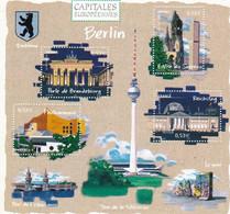BLOC  N°88  Capitales Européennes BERLIN ** (Réf YVERT Et TELLIER)  BF 3799 A - Zonder Classificatie