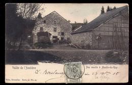 518-MOULIN DU RUY NEU-vallee De L'Ambleve-NELS Serie 20 No 29 Couleurs - Stoumont
