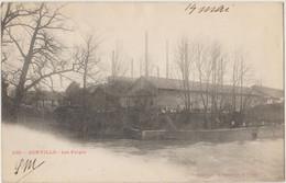 Cpa ( 52 Haute-marne ) Eurville , Les Forges - Sonstige Gemeinden