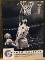 N° 189  PHOTO GALLERY - PENNY'S - BASKETBALL - BASKET  - UPPER DECK 1995/96 SERIE 2 - 1990-1999