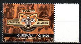 GUATEMALA. N°671 De 2012. Moto. - Motorfietsen