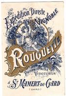 Expédition Du Vignoble  Rouquette Propriétaire Viticulteur à St Mamert Du Gard Prix Courant - Wine
