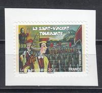 La Saint Vincent Tournante, AUTO ADHESIF N° 583a , 2011 Neuf **   Grande Marge - KlebeBriefmarken