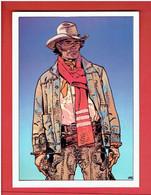 BLUEBERRY 1984 GIR J.M. CHARLIER EDITIONS AEDENA CARTE POSTALE EN BON ETAT - Cartoline Postali