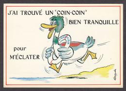 093897/ ALEXANDRE, *Un Coin Tranquille* - Andere Illustrators