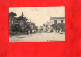 H0501 - AGDE - D34 - Avenue De La Gare - Agde