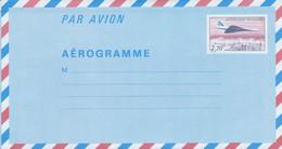 AEROGRAMME 1008 AER  2.70F. CONCORDE - Otros