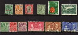 Montserrat - George VI Oblit Et Neufs* - Montserrat