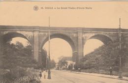 Bruxelles , Uccle ,  Le Grand Viaduc D' Uccle Stalle ,n° 16 ,( Rail Du Tram ) - Uccle - Ukkel