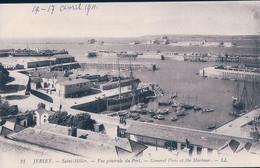 GB, Jersey, St Hélier, Le Port (21) - Jersey