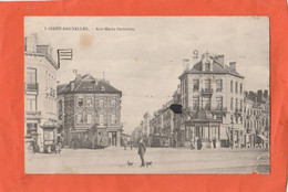 Laeken , Bruxelles , Rue Marie Christine , Tram , Tramway , - Laeken