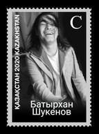 Kazakhstan 2020 Mih. 1212 Music. Singer Batyrkhan Shukenov MNH ** - Kazakhstan
