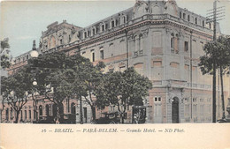 BRESIL - PARA - BELEM - GRANDE HOTEL - Belém