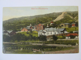 Romania-Slanic Prahova 1916 Mailed Postcard - Roemenië