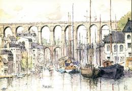 Robert LEPINE : Morlaix - Other Illustrators