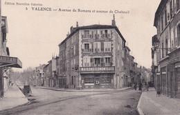 "VALENCE "" Avenue De Romans Animée ""     N°7815 - Valence"