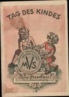 Entier Postal Artiste CPA Tag Des Kindes, Märkische Volkssolidarität Beeskow Storkow 1947 - Non Classificati