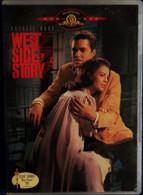 WEST SIDE STORY - Natalie Wood - Georges Chakiris - Rita Moreno - Richard Beymer . - Musicals